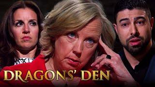 Deborah Uncovers A Hidden Toxic Formula | Dragons' Den