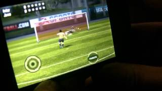 FIFA 2011 iPhone 4 video preview Full HD(The new FIFA 2011 iPhone 4 video preview Full HD. More info http://apple.hdblog.it., 2010-09-29T21:41:58.000Z)