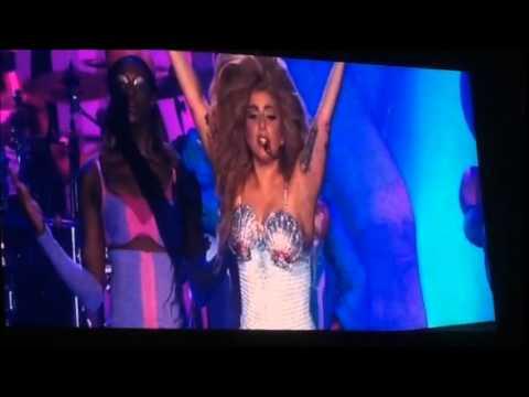 "Lady Gaga ""Venus"" in Dubai"