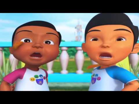 Upin Ipin English Version Full Movie 2017 Part 4   Upin & Ipin Cartoons New Collection