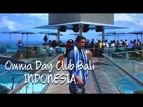 OMNIA DAY CLUB BALI (4K)-MOST BEAUTIFUL BEACH CLUB IN BALI | INDONESIA