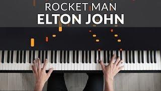 Elton John - Rocket Man | Tutorial of my Piano Cover + Sheet Music