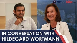 In Conversation With Hildegard Wortmann | BMW