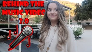 Behind the Music Video 2.0 🎤 (WK 343) | Bratayley