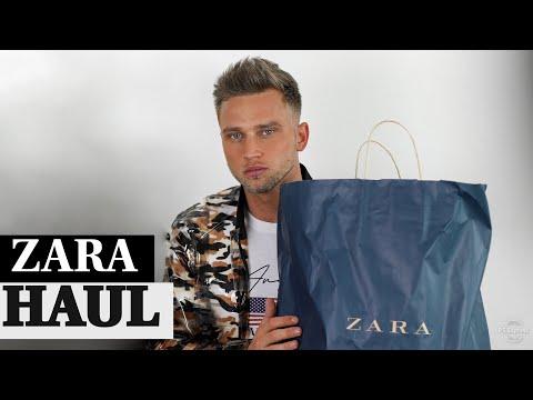 Zara Summer Try-on Haul 2019 | Men's Fashion