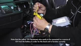 BMW 5 Series (2006) Integration Kit