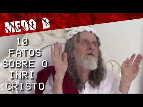 """Veja o video – Inri Cristo – 10 Fatos Desconhecidos sobre o nosso """"Jesus""""  – Medo B"""