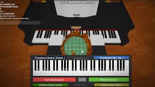 HOW TO GET AN AUTO PIANO PLAYER IN ROBLOX