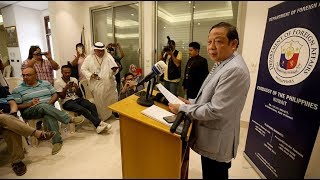 【局势君】菲律宾的佣人、科威特的石油,以及它们之间的劳务纠纷