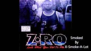 Z-Ro My Story