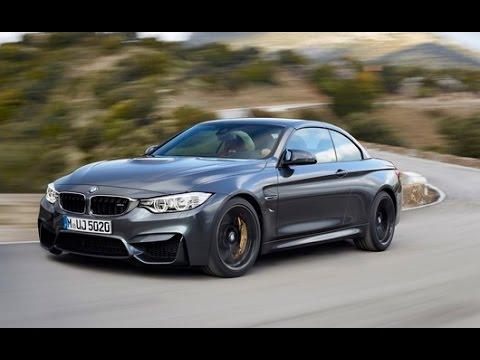 2015 BMW M4 Manual  YouTube