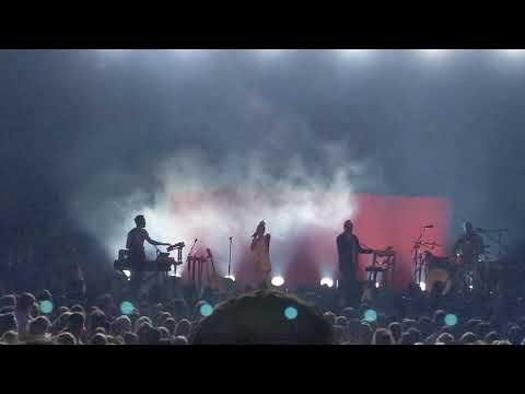 Broods live @ The Forum, Melbourne