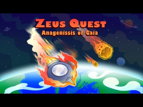 Zeus Quest Remastered official trailer