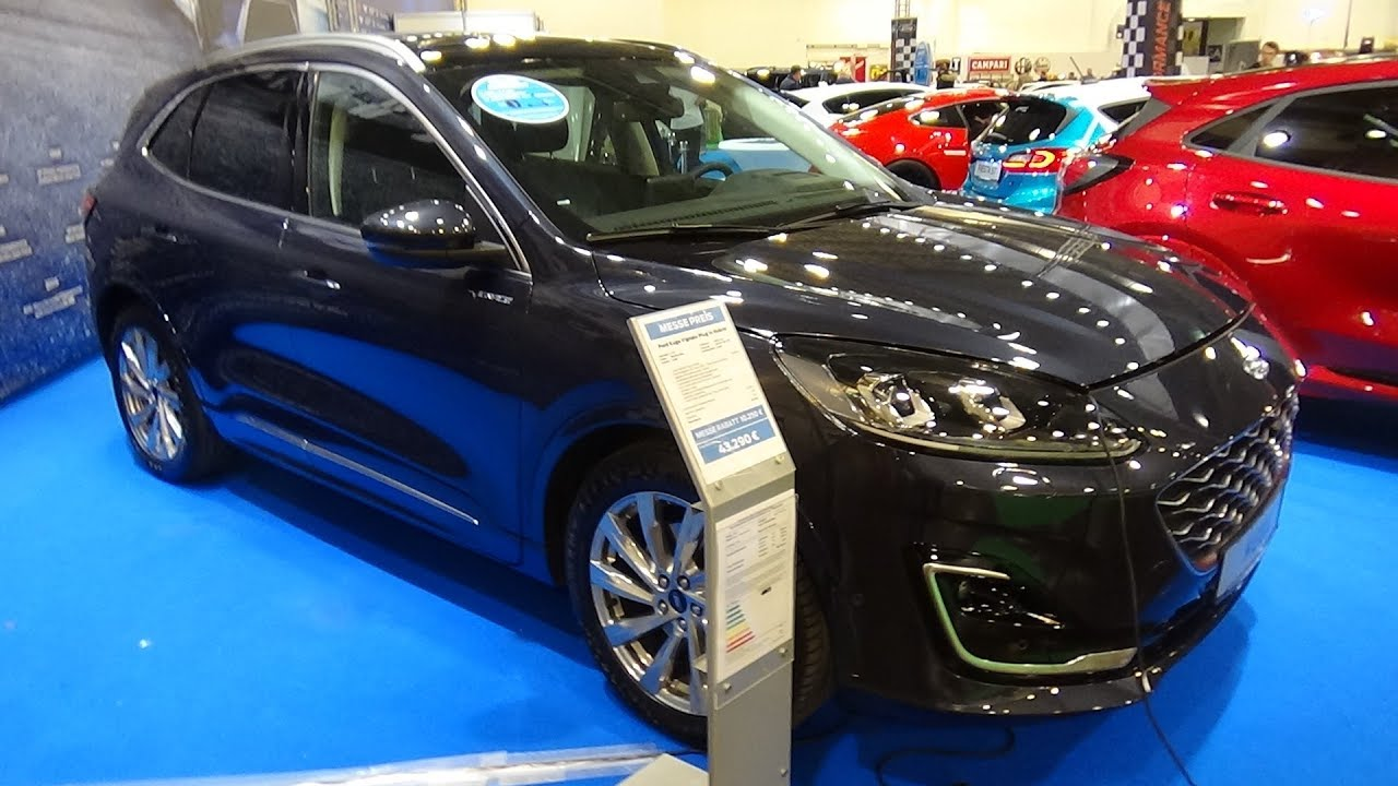 2020 Ford Kuga Vignale Hybrid Exterior And Interior Essen