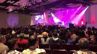 2018年3月10日18時よりホノルル市ハワイコンベンションセンターで行われ...