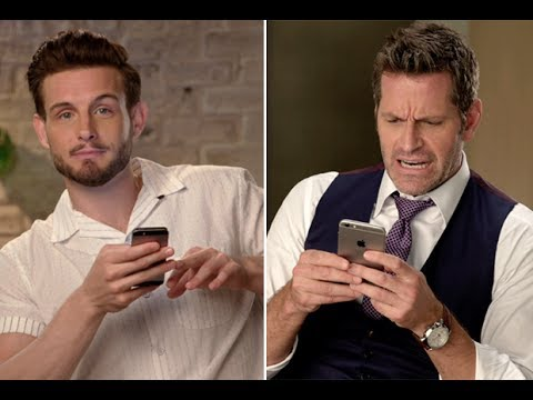 'Younger' Season 4  Nico Tortorella and Peter Hermann Read Raunchy Instagram Comments