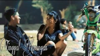 TINGGAL KENANGAN versi Hip-hop (cover geby- azmy valevi)official video liric