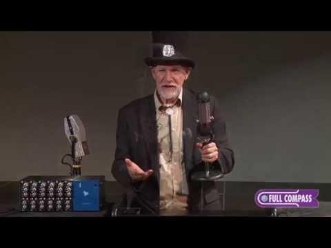 AEA R84 Big Ribbon Studio Microphone Overview   Full Compass