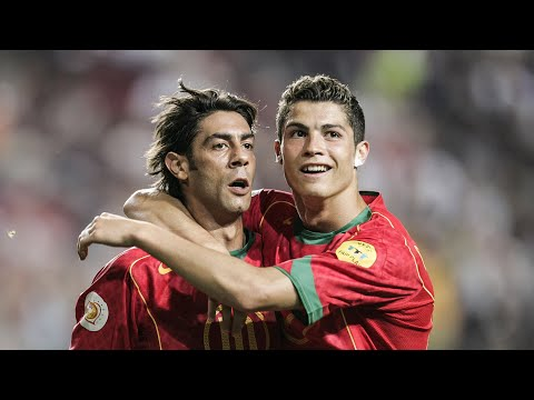Manuel Rui Costa ● The Idol Of Cristiano Ronaldo ||HD|| ►Underrated Beast◄