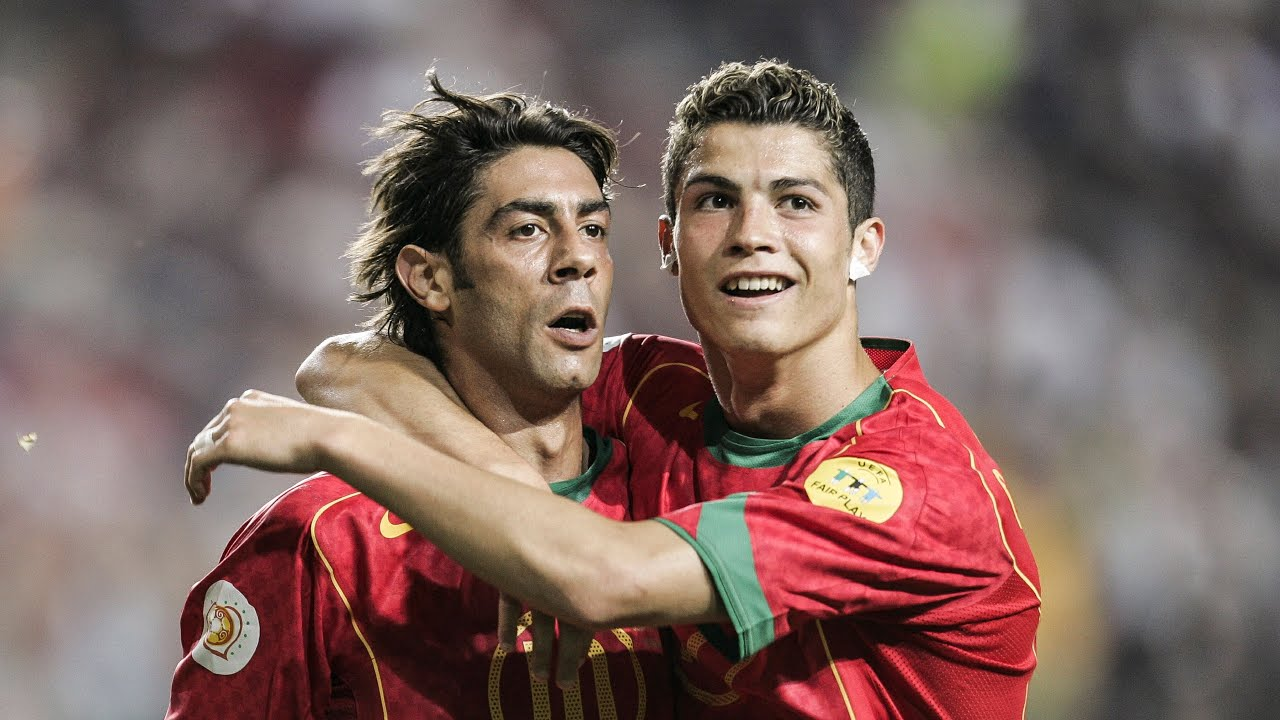 Manuel Rui Costa The Idol Of Cristiano Ronaldo Hd Underrated Beast Youtube