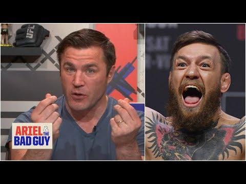 Conor McGregor vs. Jorge Masvidal would be rare heel vs. heel fight 鈥� Sonnen | Ariel & The Bad Guy