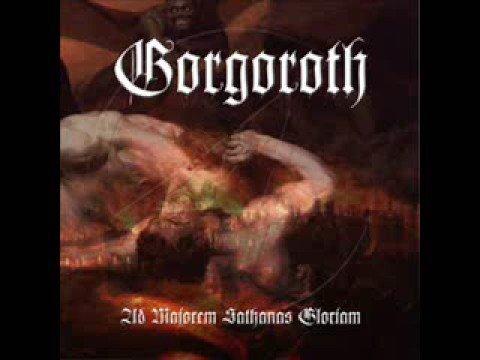 Gorgoroth - Sign Of An Open Eye