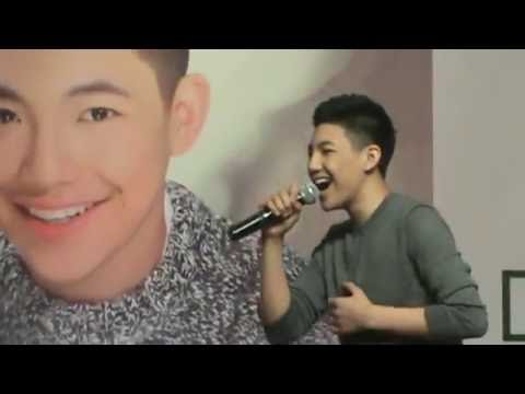 SECRET LOVE SONG - DARREN ESPANTO