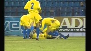 2007 (November 21) Armenia 0 -Kazakhstan 1 (EC Qualifier)