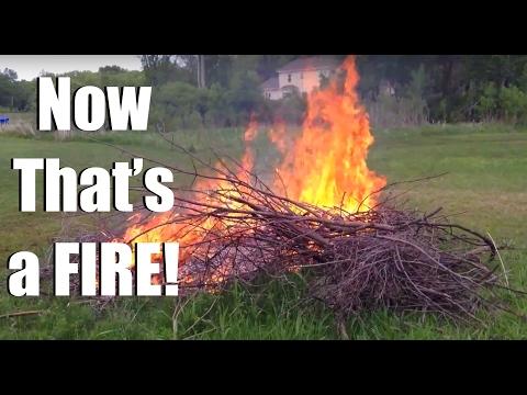 The Best Way To Burn Leaves Doovi