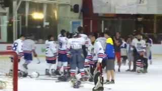 HK School Ice Hockey League 2015: Wah Yan HK vs PLK CKY