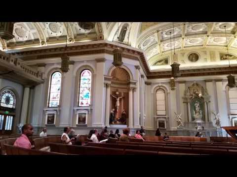 Cathedral Basilica of St. Joseph - San Jose, CA