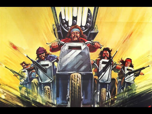 THE LOSERS - VERDAMMT, VERKOMMEN UND VERLOREN - Trailer (1970, English)
