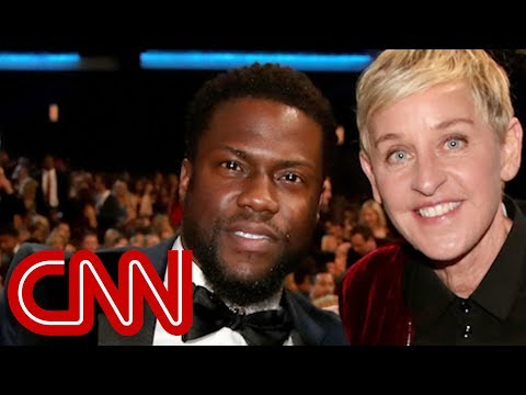 Ellen still wants Kevin Hart to host Oscars