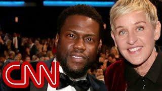 Ellen still wants Kevin Hart to host Oscars
