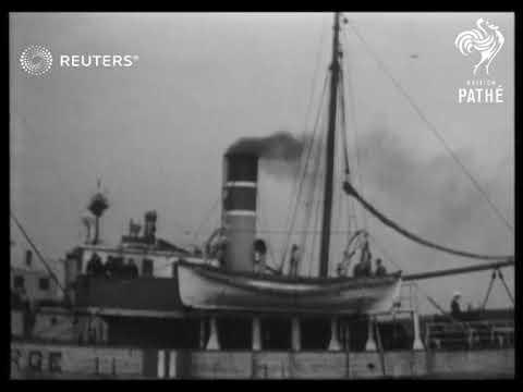 GREENLAND: World War II: Nazi radio station captured by US (