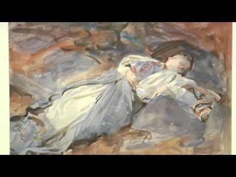 John Singer Sargent: The Watercolors