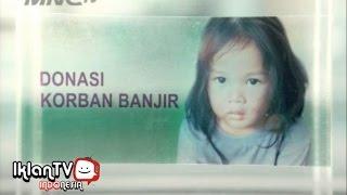 Iklan Rinso Cair edisi Donasi Korban Banjir