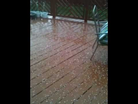 Hailing in Mississauga