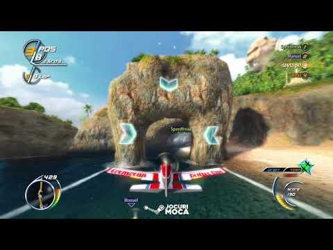 SkyDrift Infinity - Gameplay  