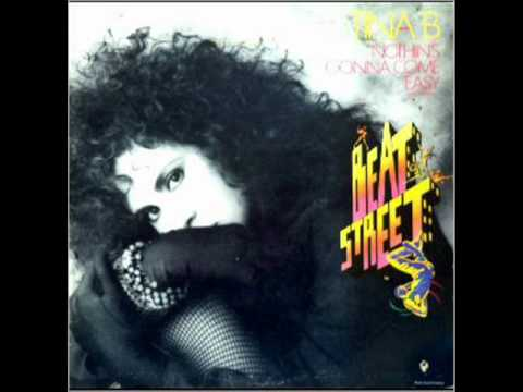 Download Tina B. -  Nothing's gonna come easy (Long Version)