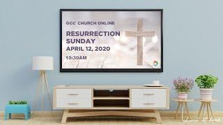 Easter Service April 12, 2020