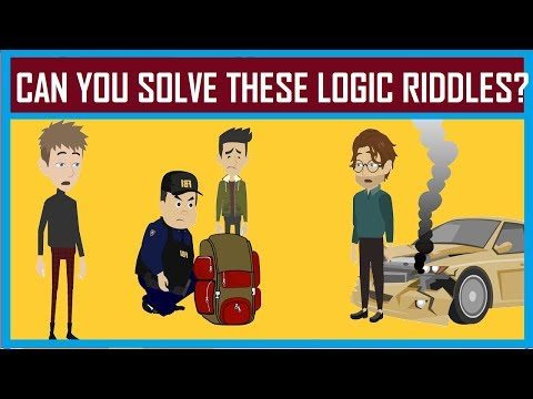 3 Riddles Popular on - Logic and Crime. Can you solve them. Popular in United States