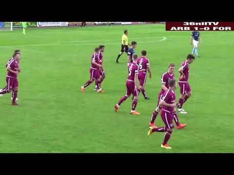 15-09-18 Arbroath v Forfar Athletic