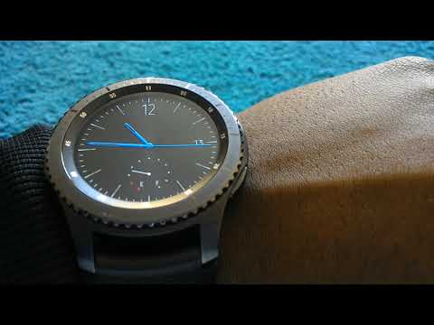 Gear S3 Review - One year on.