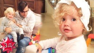 ТАКОГО ВЫ ЕЩЕ НЕ ВИДЕЛИ! Лиза Галкина в раннем детстве!
