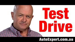 How to Test Drive a New Car