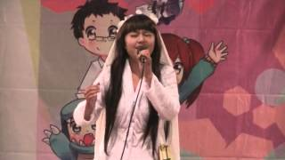 Mari no Heart - Always (Mika Nakashima/Karaoke cover) @ Gelar Jepang UI 2014