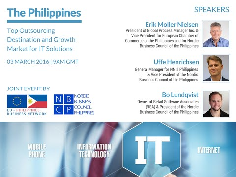 The Philippines: Top Outsourcing Destination and Growth Market for IT Solutions