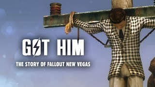 The Story of Fallout New Vegas Part 5: Got Him - Fallout Lore
