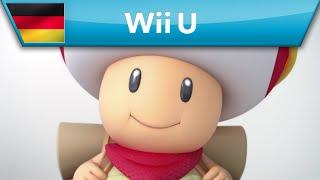 Captain Toad: Treasure Tracker - Ein brandneues Abenteuer wartet auf dich (Wii U)